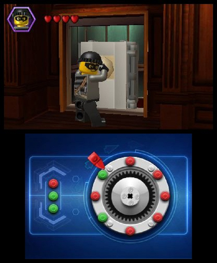 chase4 Lego City Undercover: The Chase Begins