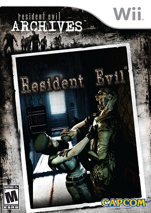 resident evil archives cover 3 21 Good Port, Bad Port: Five Great (And Five Not so Great) Video Game Ports