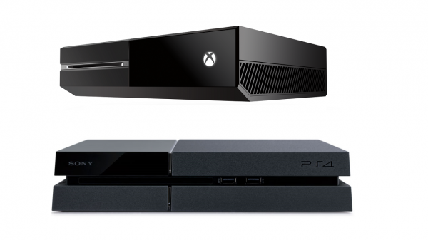 Xbox One PlayStation 4 600x337 The Original Xbox One Vs. PlayStation 4 Wouldve Been Interesting to Watch
