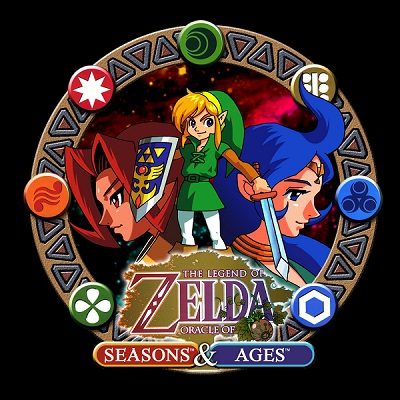 Zelda Oracle of Ages [Default Settings] The Zelda/Mario CD i Games Are More Important Than You Think